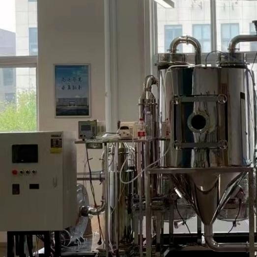 LB-5010T氮氣密閉噴霧干燥機  針對有機溶劑 有毒或者有害的物料進行噴霧干燥