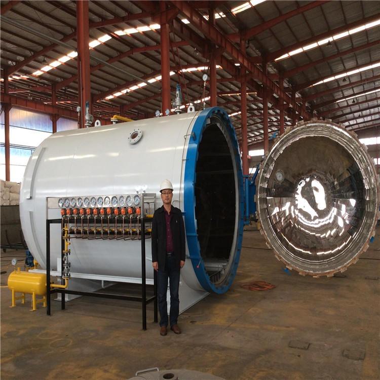 熱壓罐廠家 熱壓罐 山東2260 魯貫通 熱壓罐定制 高壓高溫均可定制