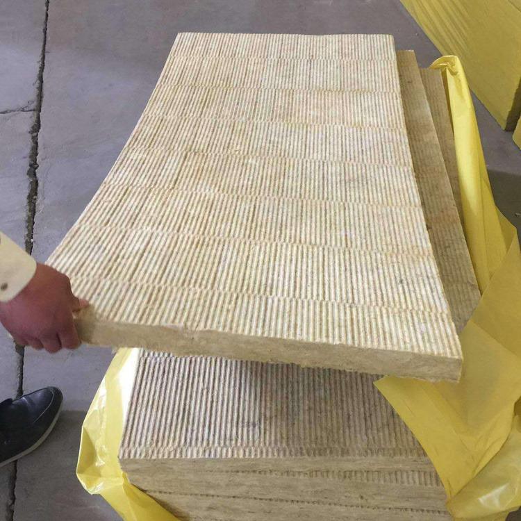 華洲 建筑外墻巖棉板 防火巖棉板 保溫隔熱材料